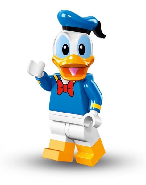 Lego Series Disney: Donald Duck Minifigure