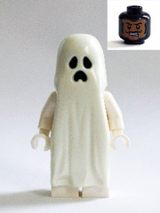 Lego Scooby-Doo 75904-1: Mystery Mansion Ghost / Bluestone the Great minifigure