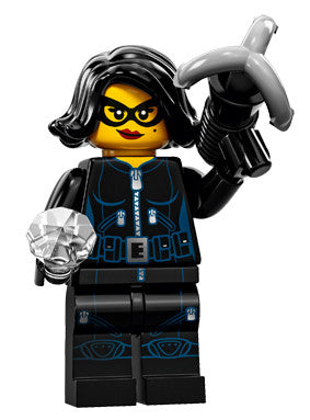 Lego Series 15 71011:  Jewel Thief