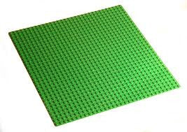 Lego Large Plain Base Plate