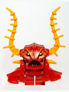 Lego Atlantis Lobster Guardian 7985