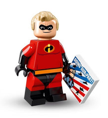 Lego Series Disney: Mr. Incredible Minifigure