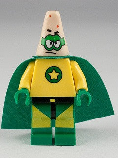 Lego Patrick SuperHero - SpongeBob Square Pants 3815