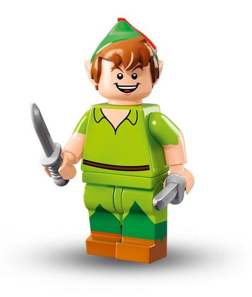Lego Series Disney: Peter Pan Minifigure