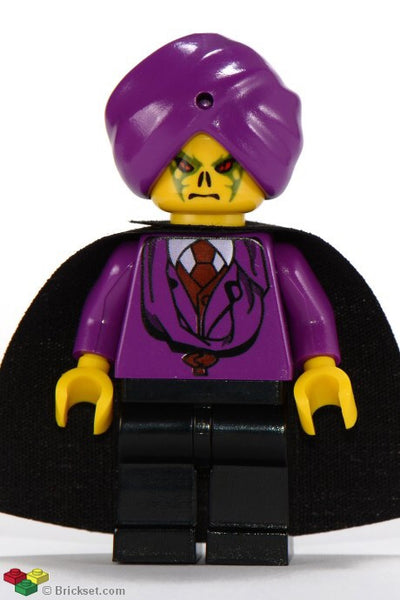 Lego Harry Potter Quirrell 4702 used figure
