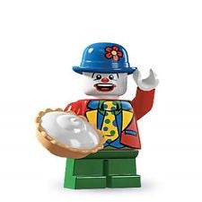 Lego Series 5 Small Clown figure