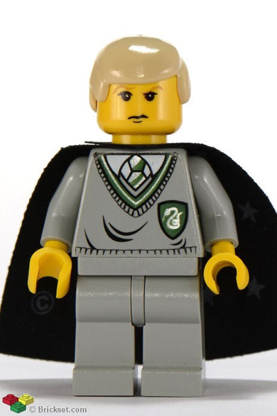 Lego Harry Potter Draco Malfoy used figure