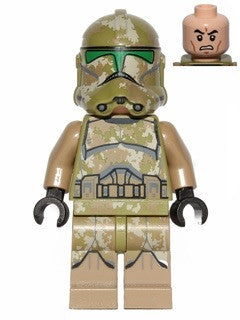 Lego Star Wars 41st Elite Corps Trooper figure