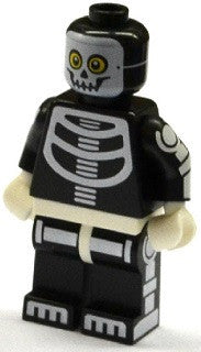 Lego Series 14 Skeleton Guy minifigure