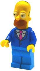 Lego Series 2 Simpsons 71009: Homer Simpson minifigure