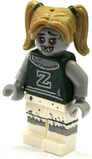 Lego Series 14 Zombie Cheerleader Minifigure