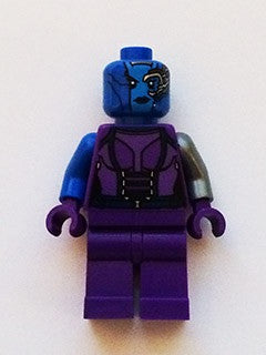Lego Super Hero Guardians of Galaxy Nebula New figure 76020