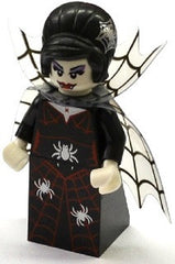 Lego Series 14 Spider Lady minifigure