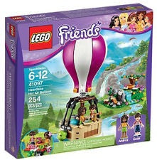 Lego Friends 41097 Heartlake Hot Air Baloon
