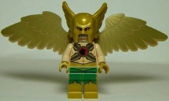 Lego Super Hero Justice League Hawkman 76028 New figure