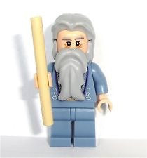 Lego Harry Potter Albus Dumbledore figure