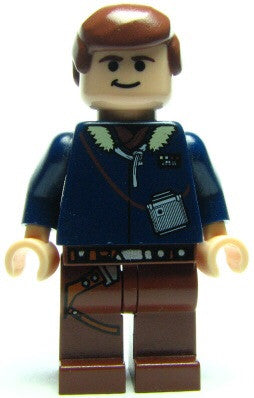 Lego Star Wars Han Solo 6212 figure