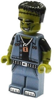 Lego Series 14 Monster Rocker minifigure