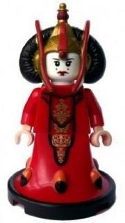 Lego Star Wars Queen Amidala figure