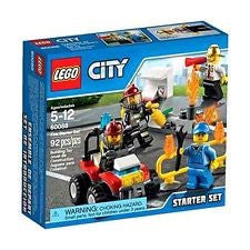 Lego City 60088 Fire Starter Set
