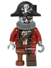 Lego Series 14 Zombie Pirate minifigure