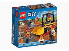 Lego City 60072 Demolition Starter Set