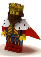Lego Series 13 Classic King figure