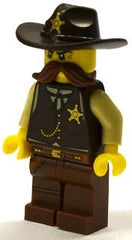 Lego Series 13 Sheriff figure