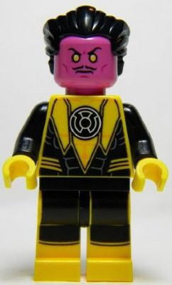 Lego Super Hero Justice League Sinestro 76025 new figure