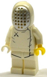 Lego Series 13 Fencer figure