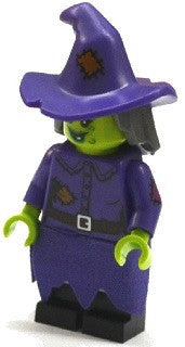 Lego Series 14 wacky Witch minifigure