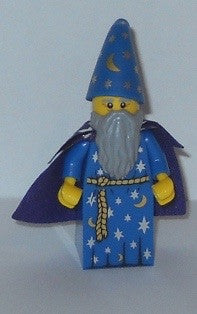 Lego Series 12 Wizard figure