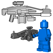 Brick Warriors Sci-fi  Bullet Factory