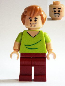 Lego Scooby-Doo Shaggy 75900 New figure
