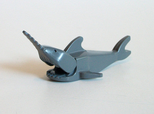 Lego Saw Shark