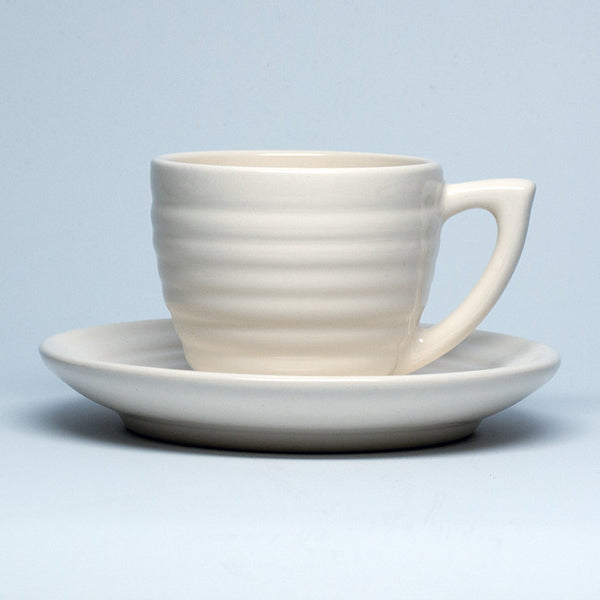 Bauer Cup & Saucer (Set of 2)