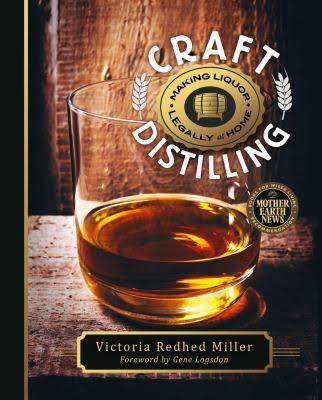 Craft Distilling Book