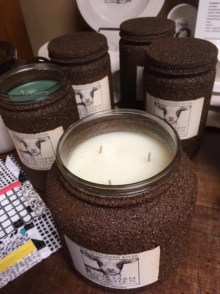 Lamb Farm Shaker Ridge Soy Candle 64 oz.
