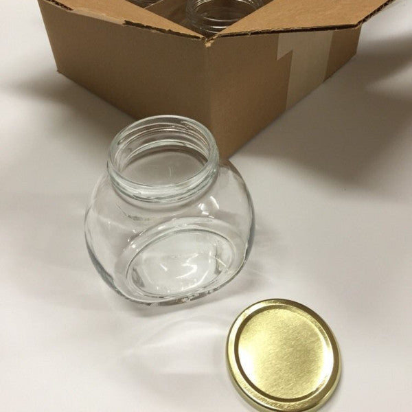 19 oz Canning Jar Limoncello (case of 6)