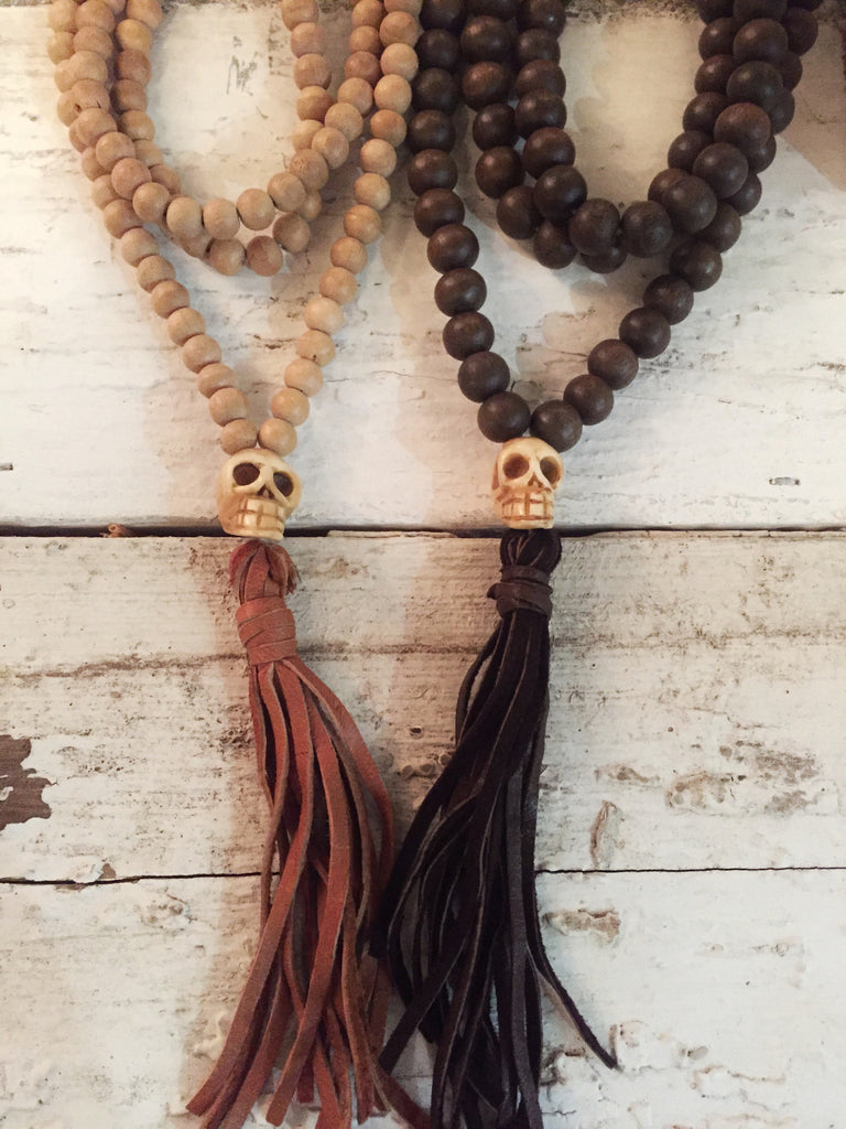 Sonny Skull Necklace