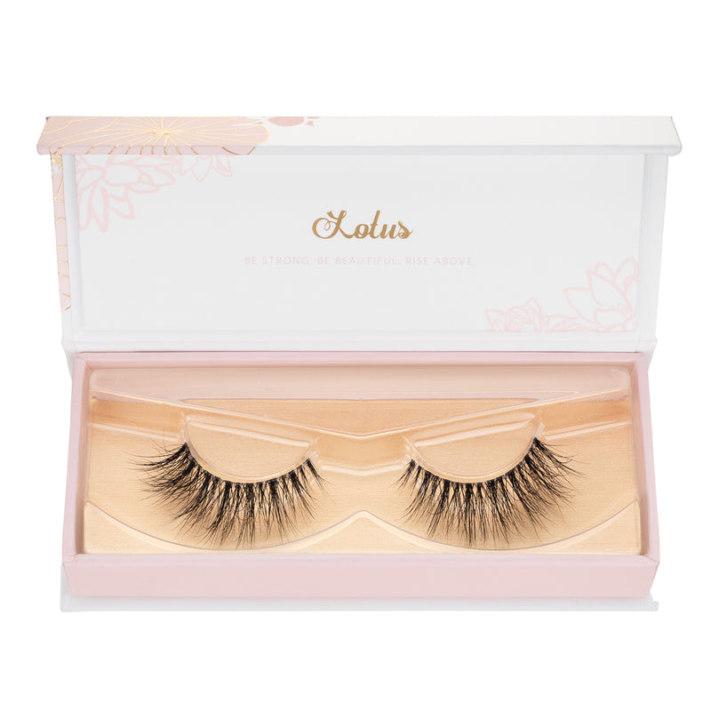 The Best Lotus Lashes To Compliment Your Eye Shape