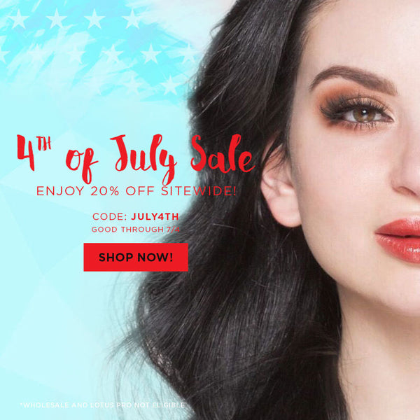 mink lashes 4th of july sale 2017 lotus lashes 3d mink lashes bandless