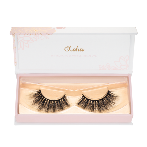 tips for properly setting false eyelashes lotus lashes