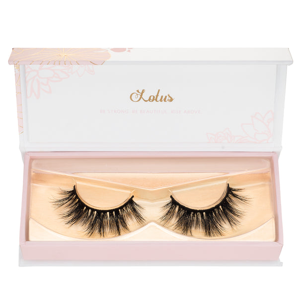 lotus lashes 3d no. 205 mink lashes in packaging how to choose your first pair of lashes