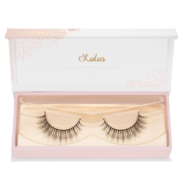 best false eyelashes for your eye shape lotus lashes