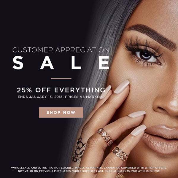 3953b335dac customer appreciation sale 2018 yariszbeth lash lotus lashes mink lashes  promo