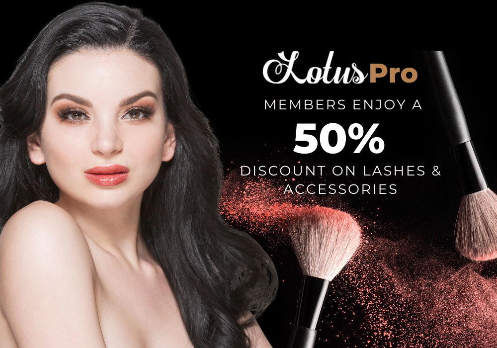 lotus pro mink lashes faux mink eyelashes discount program
