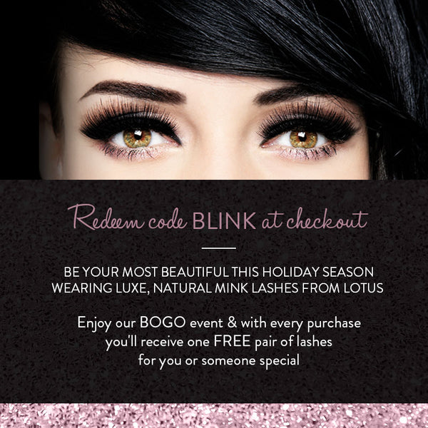 e24f9e35406 Discover why our customers love Lotus Lashes! Our beautiful and  long-lasting mink lashes cannot be duplicated by synthetics. Use code BLINK  at checkout and ...