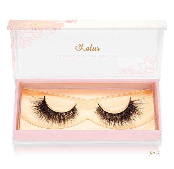 how our lotus lashes are made