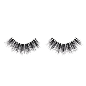 1,000 mink lashes false eyelashes lotus lashes out of packaging